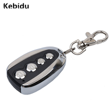 Kebidu 433Mhz Rolling Code Remote Duplicator Garage Door Remote Control Opener Electric Face to Face Car Gate Transmitter Newest