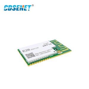 Image 3 - SX1280 UART 12.5dbm LoRa BLE Module 2.4 GHz Wireless Transceiver E28 2G4T12S Long Range BLE rf Transmitter 2.4GHz Receiver