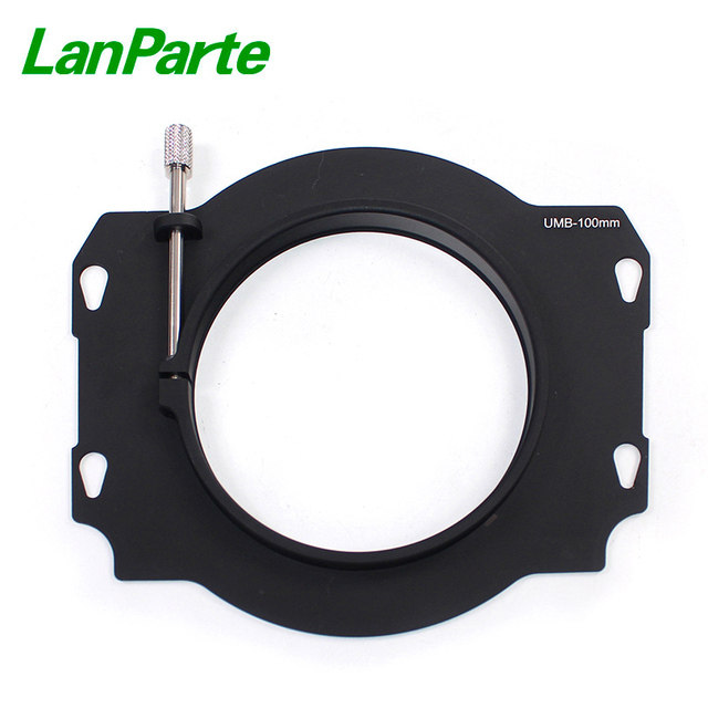 LanParte Matte Box Lens Clamp Adapter 100mm for DSLR Camera
