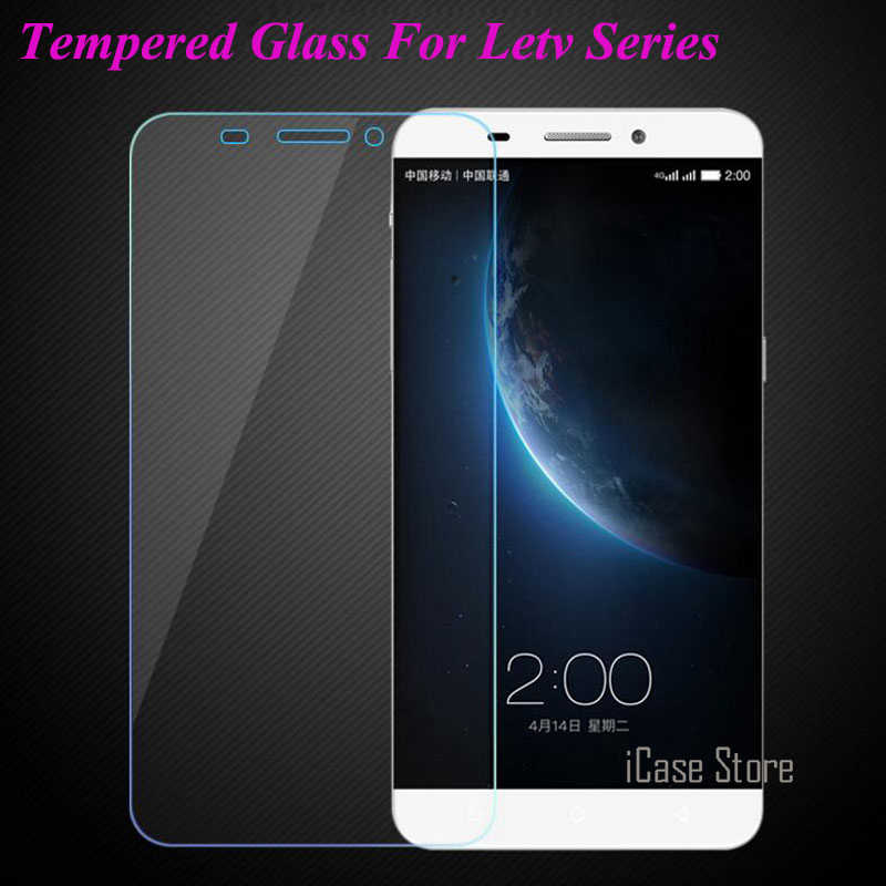 2.5D 9H Premium Tempered Glass Screen Protector For Letv 1 X608 X600 1S Max X900 Toughened Explosion Proof Film