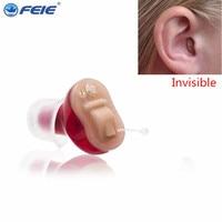 Wireless Digital Mini Hearing Aid aparelho auditivo hearing amplifier Deafness ears machine S 15A Programming Computer Audiomtry