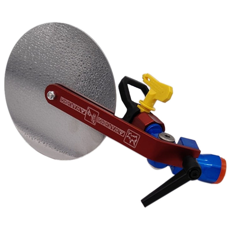 7/8 Inch Spray Guide Accessory Tool for Paint Sprayer G U N Universal Airless Spraying Machine