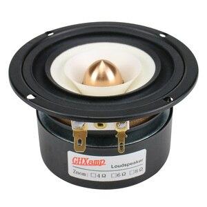 Image 5 - GHXAMP 3 Inch 90MM Full Range Bullet Reverse Edge 4OHM 15W Speaker Home Ceiling Car 80Hz 20KHz