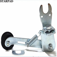 STARPAD For motorcycle chain tensioner with needle roller bearings imported rubber anti skid chains chain guide shipping