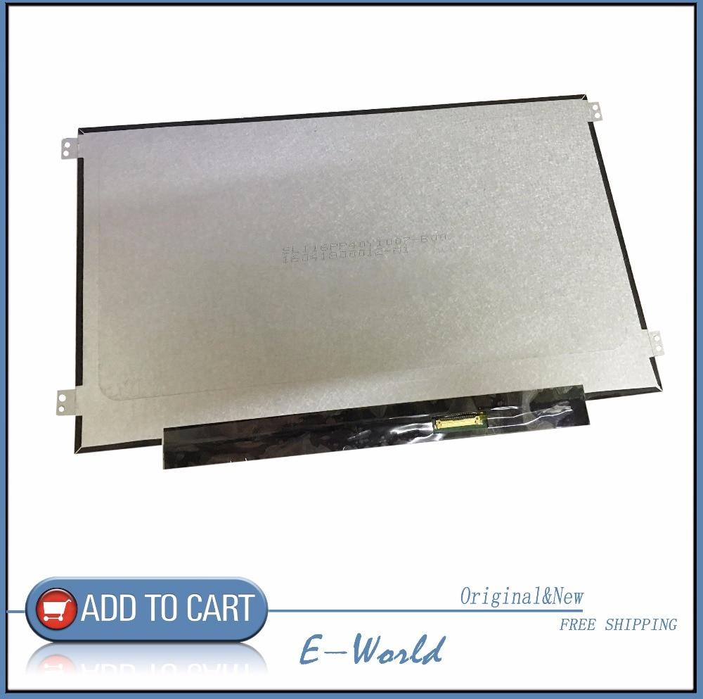 Original 11.6inch LCD Screen SL116PP40Y1007-B00 SL116PP40Y1007-BOO SL116PP40Y1007 Free Shipping