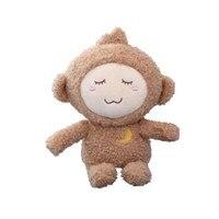 18cm Cute Forest Animal Stuffed Dolls Monkey Deer Rabbit Bear Plush Toy The Gift For Children kids