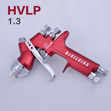 Wholesale and retail Devilbiss GFG Pro professional spray gun HVLP car paint gun, painted high efficiency, good atomization