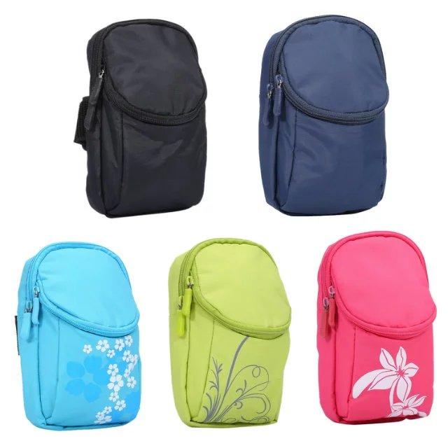 Para wiko upulse deportes running bolsa de accesorios del teléfono móvil al aire
