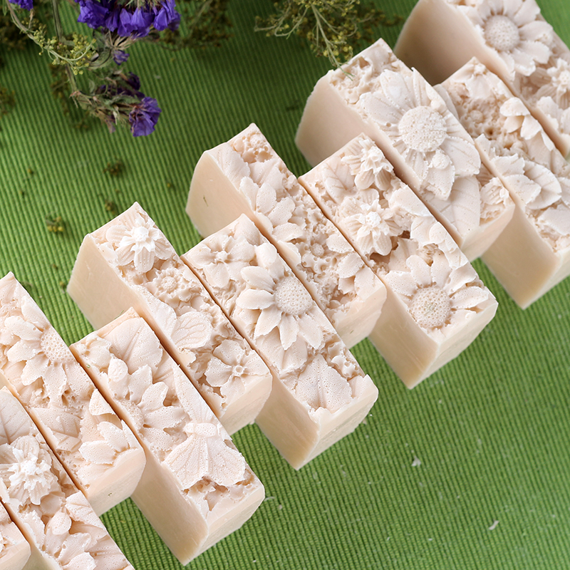 Rectangular sapun de silicon mucegai cu transparent verticale acrylic - Arte, meșteșuguri și cusut - Fotografie 5