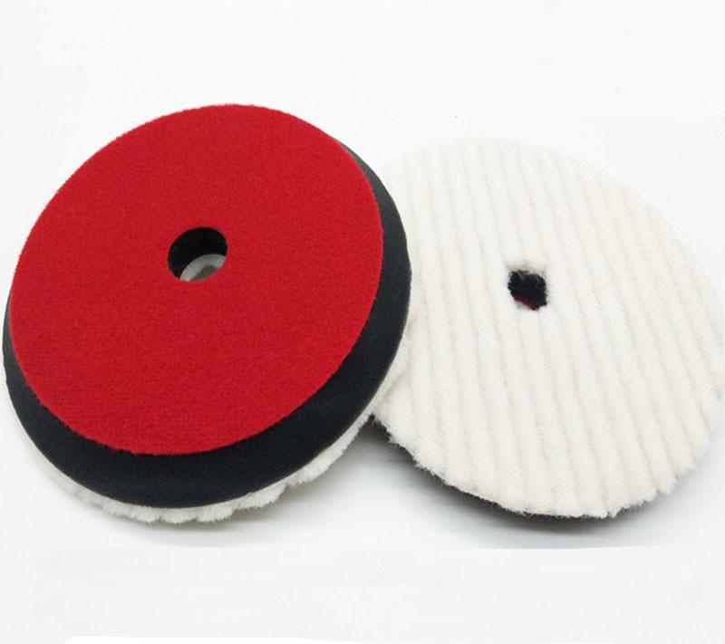 qualidade rupess forma curta japones la lustrando polimento pad espuma almofada de la de polimento buff