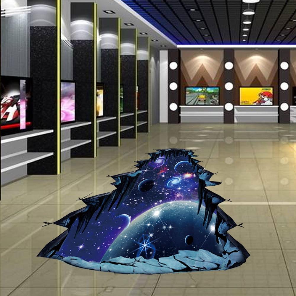 Aliexpress.com : Buy 3D Creative Cosmic Galaxy Floor ...