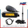 TYT TH-9800 Мобильный приемопередатчик автомобильное радио станция 50 Вт 809CH ретранслятор скремблер Quad Band VHF автомобиль UHF грузовик радио TH9800