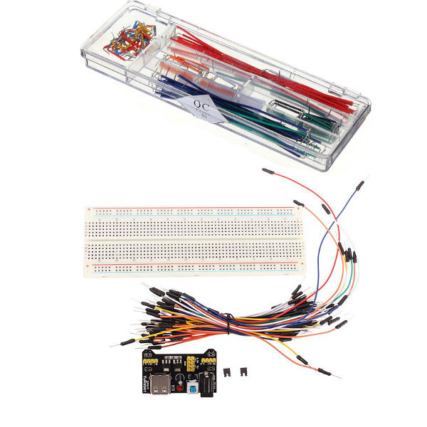 Electronic Components Kit MB-102 Breadboard