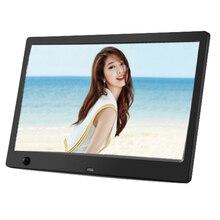 1280 × 800 HD Цифровая фоторамка 10 дюймов электронная цифровая фоторамка ips дисплей с датчиком движения HU 1080P 720P видео