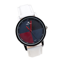 Simple Style Watches Women Pu Watch 1/4 Extraordinary Scale Influx Of People Watch Female Dress Wristwatch Clock Reloj Mujer