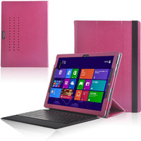10pcs Lot Ultra Slim Magnetic Folio Holder Stand PU Leather Protective Case Cover For Microsoft Surface