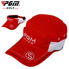 acfcbca2034 PGM authentic golf Hats men s women removable outdoor sports sunscreen  breathable golf hats(China)
