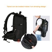 DSLR Camera Waterproof Bag Backpack New Pattern SLR Backpack Bag Photography Video Outdoor Camera Bag Case Shoulder Compact