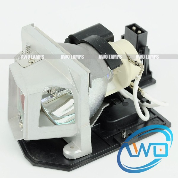 Projector Lamp Assembly with Genuine Original Osram P-VIP Bulb inside. GT360 Optoma Projector Lamp Replacement