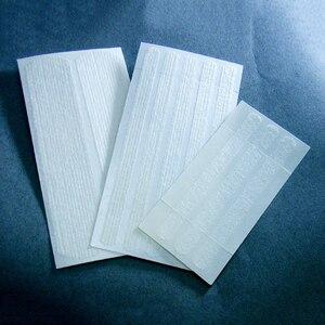 Image 3 - 2 упак./лот, 6*100 мм (10 полосок),12*100 мм (6 полосок), медицинская хирургическая клейкая лента, не требуется для швов