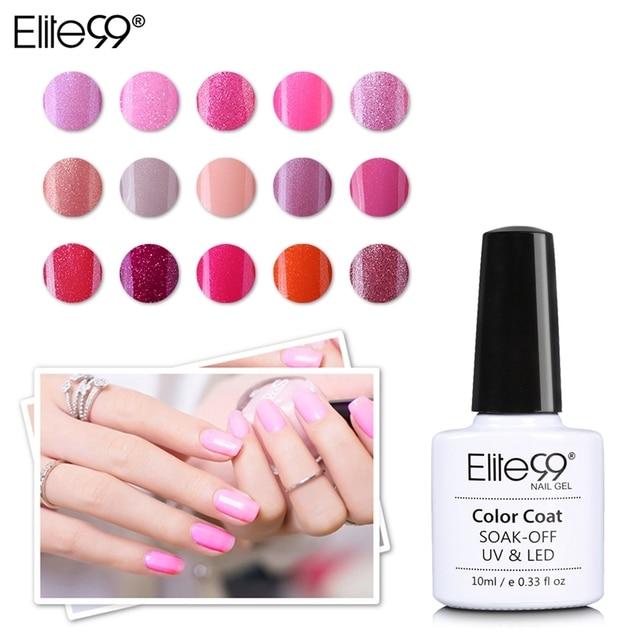 Elite99 10ml magenta series gel nail polish easy soak off nail art elite99 10ml magenta series gel nail polish easy soak off nail art gel manicure long lasting prinsesfo Image collections