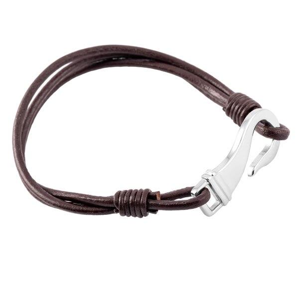 V-78 Fashion Bracelet High Quality 316L Stainless Steel Men/Women Bracelet Crystal Inlay Wholesale Cheap Gift Bag Charm