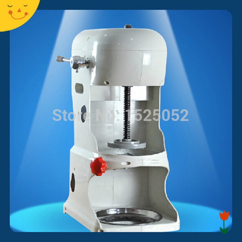 commercial ice shaver snow ice crusher machineice shaving mainland - Snow Cone Machine For Sale