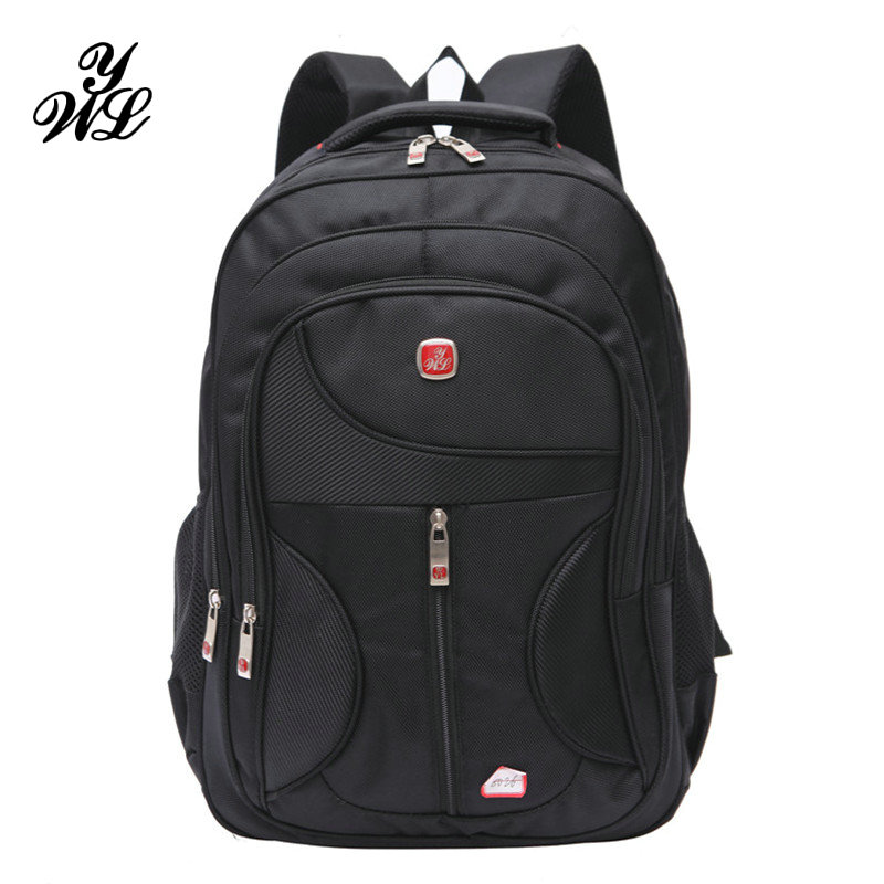 Вейль 3 этаж 15.6 дюймов ноутбук рюкзак Водонепроницаемый отдыха Школьные ранцы противоударный мужские рюкзаки для подростков 2017, Новая мода…