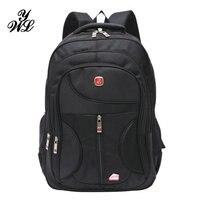 WYL 3ชั้นแล็ปท็อปกระเป๋าเป้สะพายหลัง15.6นิ้วกันน้ำโรงเรียนสันทนาการกระ
