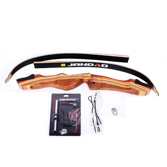 48-70inch 10-40lbs Archery Takedown Recurve Bow Outdoor Sports Hunting Bow Gym Archery Target Shooting Practice Bow