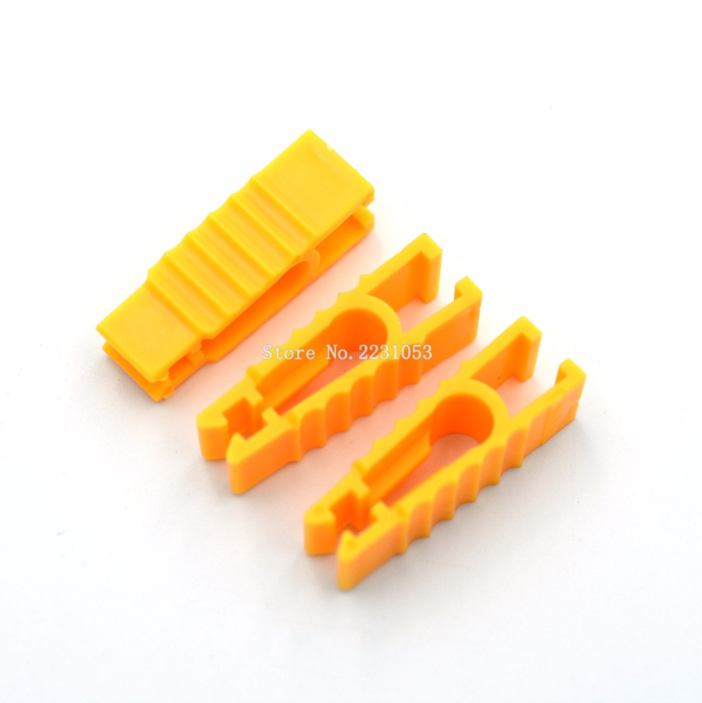 10PCS Fuse Puller Car Automobile Fuse Clips Tools Extractor for Car Fuses image
