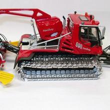ROS 1/43 поршень Bully 600 Winde снегоочиститель литая модель коллекция игрушка подарок