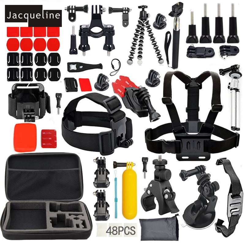 Jacqueline for Bag Accessories Accessories Mout Holder Gopro HD 6 5 4 - Kamera dhe foto - Foto 1