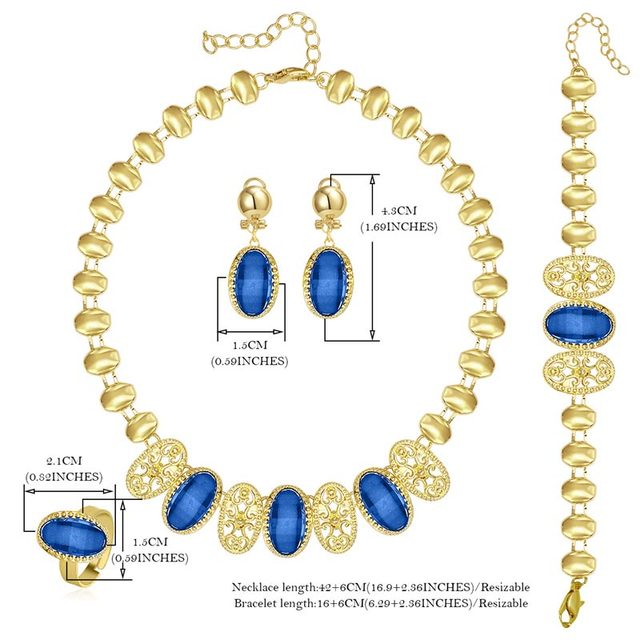 OUMEILY Turkish Jewellery...