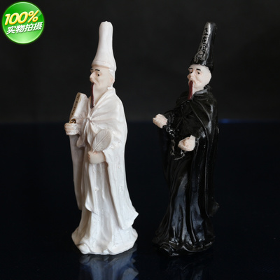Psychological sandware sandbox game box therapy mental products mythological death type black and white capricious statues dies
