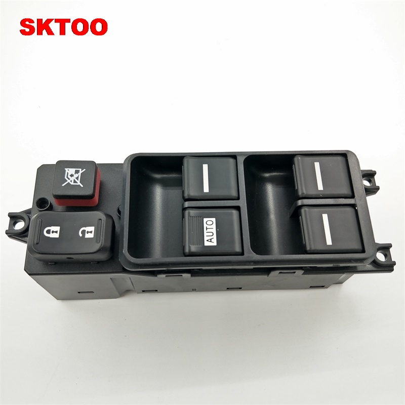 SKTOO Fit for BYD S6 window lifter switch assembly M6 power window switch automatically closing a window glass power window lifter switch for mercedes benz actros mpii 9438200097