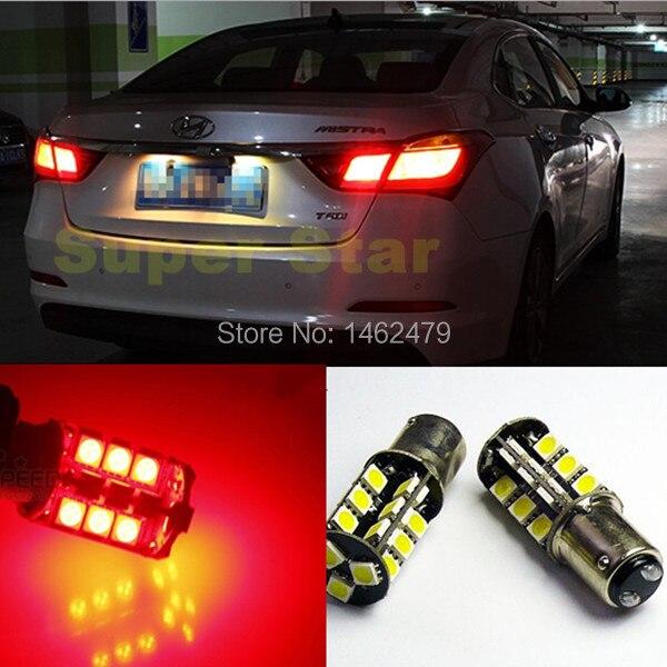 2X H7 27 SMD LED HEADLIGHT FOG LIGHT BULBS BULB CANBUS HYUNDAI iX 35 2010