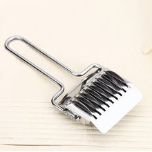 Stainless Steel Fast Food Machine Rotary Press Herb Pasta Chopper Noodle Cutter