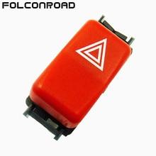 Warning Emergency Hazard Light Flasher Switch 1248200110 For Mercedes Benz W124 W201 W202 500E 300CE 400E 190E 300D E320