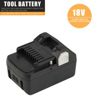 Tool Battery Genuine 18V 4.0Ah Rechargeable Lithium Batterys Practical Replacement Power Tool Batteries For Hitachi BSL1830