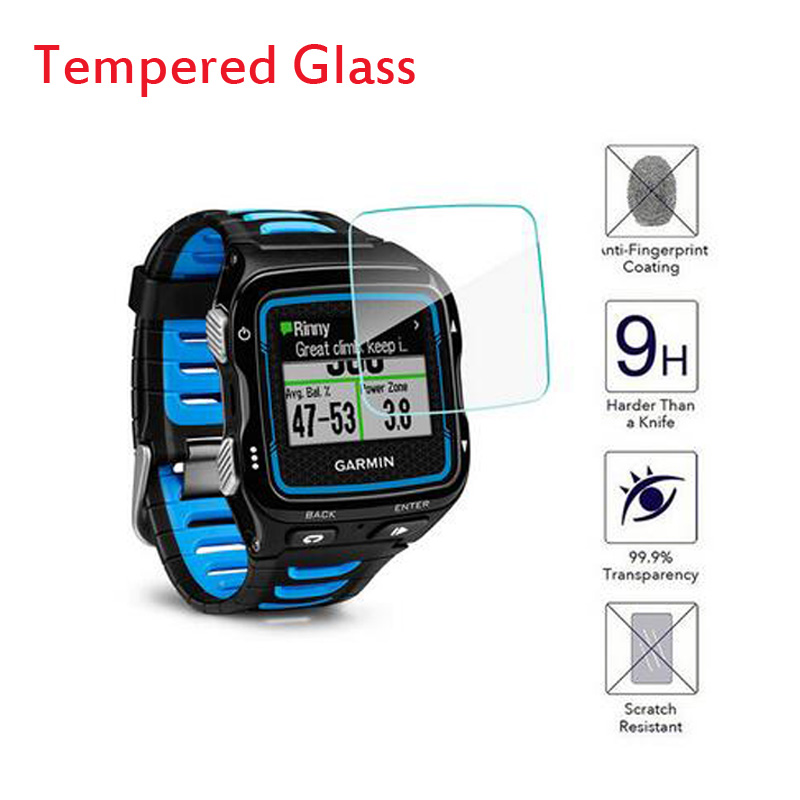 Tempered Glass Clear Protective Film Guard For Garmin Forerunner 920 XT 920XT Smart Watch Toughened Full Screen Protector Cover
