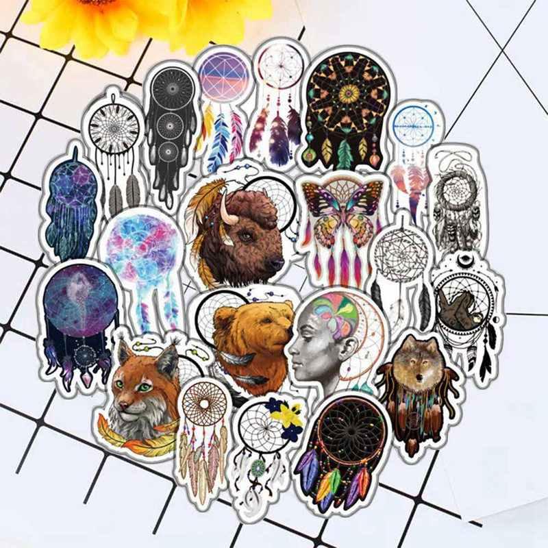 57 шт./компл. My Dream Net серия граффити ПВХ водонепроницаемая дополнительная наклейка для автомобиля автомобильные чехлы мотоцикл Ноутбук наклейка s