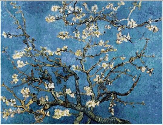 Бисера дерево вышивка цветы