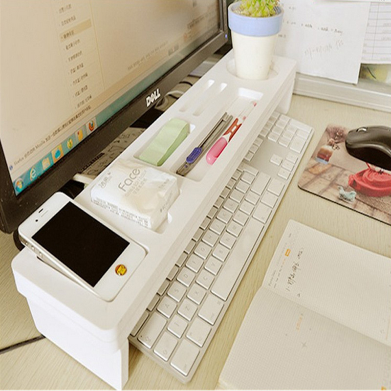 office shelf organizer aliexpress buy desk storage shelf office desktop 23950