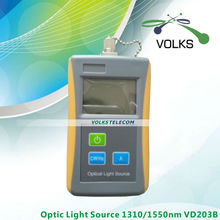 Fiber Optic light source 1310/1550nm VD203B free shipping
