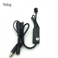 Yalxg Home Security Mini 700TVL 1 3 SONY CCD Effio E Color Split Camera With OSD