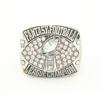 Hot Selling 2017 Fantasy Football World Series Championship Ring