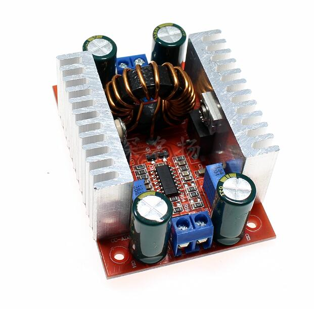 400WDC-DC High-Power Constant Voltage Constant Current Boost Power Module LED Boost Driver Converter and free shipping.