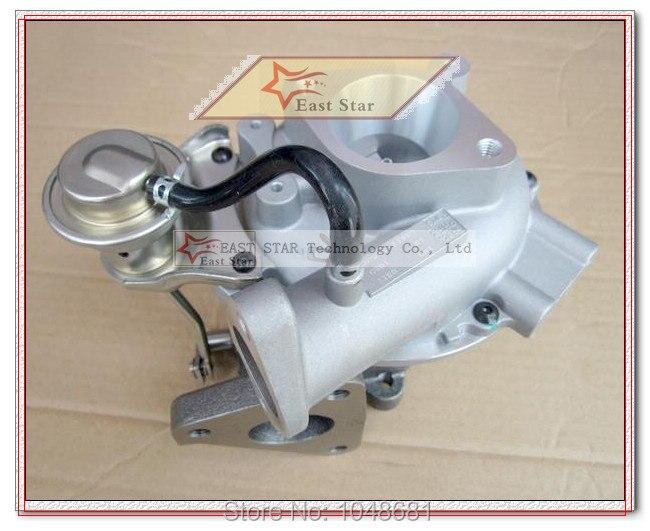 RHF4H 14411-VK500 14411-VK50B VB420058 Turbo turbodmychadlo pro NISSAN Navara 2,5L DI X-Trail 2001-03 2.2L DI MD22 YD22ETI 136HP