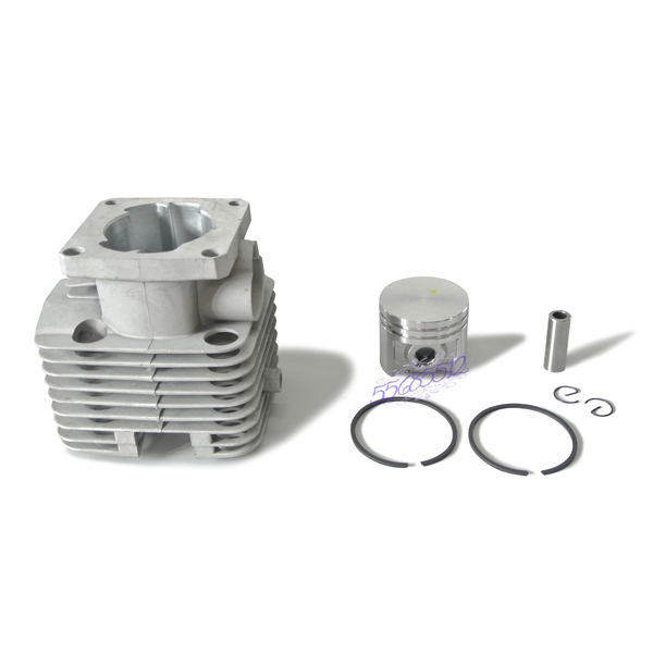 40MM Cylinder Piston Kit Fit For STIHL FS250 FS120 FS200 FS200R Chainsaw Rep # 4237 030 0400
